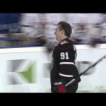 Tricky shot by Vladimir Tarasenko KHL All Star Game