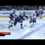 KHL Regular Season Best Hits 2/28/12