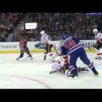 Irving Incredible Glove Save vs. Oilers- 3/16/12
