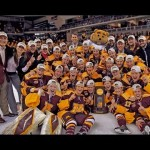 Gopher Women's Hockey Celebrates 2012 National Championship- 3/18/12