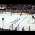 Jerred Smithson Gets Cranked By Gionta 4/19/12