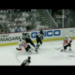 Malkin's Questionable Hit On Couturier 4/20/12