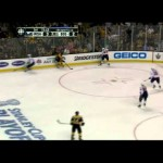 Braden Holtby HUGE Save On Seguin 4/21/12
