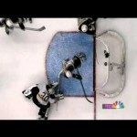 Tim Thomas SUPER Save On Johansson 4/22/12