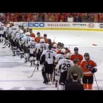 The Flyers Eliminate The Penguins 4/22/12