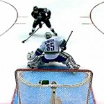 Schneider Stones Brown Has Luongo Worried! 4/18/12