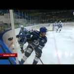 KHL- Top 10 Playoff Hits- 2012