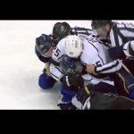 LA Kings vs St. Louis Blues 2012- Series Highlights
