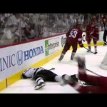 Martin Hanzal's Ugly Boarding Penalty 5/15/12