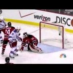 Martin Brodeur Steals Goal From Ryan Callahan- 5/19/12