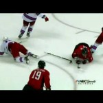 Marc Staal Open Ice Hit on Ovechkin- 5/2/12