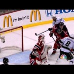 Brodeur Spectacular Save On Doughty 5/30/12