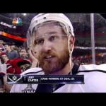 Kings Win Game 2: Carter's OT Goal- 6/2/12