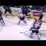 L.A.'s Carter Scores 2nd Goal Of Game 6 11/6/12