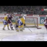 Nice between the legs goal by Logan Couture – 10-27-2012