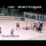 KHL Top 10 Saves – 11-26-2012