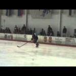 Huge Bantam Hockey Hit – 11-30-2012