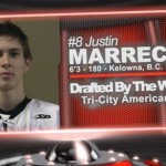 Rising Star: #8 Justin Marreck (OK Rockets)