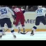 KHL – Anisimov Scores a Beautiful Goal – 12-3-2012