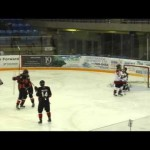 BCHL – West Kelowna Warriors vs Alberni Valley Bulldogs – 12-9-2012