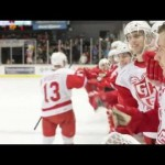 Red Wings Prospect Scores Highlight Goal 12-28-12