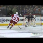 NHL – Brunner With Datsyuk Like Shootout Game Winner! – 1-21-2013