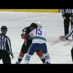 Fight: Volpatti vs Beleskey 1-25-13