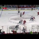 Pavel Datsyuk Threads The Needle 1-25-13