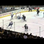 Luongo's Not Done Yet! Diving Save vs LA -1-28-2013