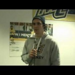 NCAA – Merrimack's Mike Collins Player Profile – 1-30-2013