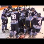 Goal: Vipers #29 Ryan Renz Game Winner vs West Kelowna 1-5-13