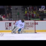 KHL – Lehterea Scores on a  Great Penalty Shot – 1- 13-2013