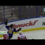 NHL – Tarasenko Scores a Great 2nd Goal! – 1-19-2013