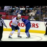 FIGHT – Colton Orr vs John Scott – 1-21-2013