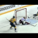 SAVES – Mike Smith Robs the Preds 2 Times – 2-14-2013