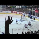 Henrik Sedin All Time Scoring Record (Standing Ovation)  2-15-2013