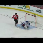 NHL – Daugavins Shootout Goal Against the Rangers – 2-21-2013