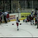 FIGHTS – Springfled vs Bridgeport Sound Brawls and Highlights- 2-22-2013