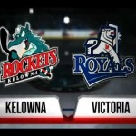 WHL – Kelowna Rockets 22 Straight Home Wins -1-31-2013