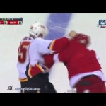 FIGHT – Steve Begin vs Jordin Tootoo – 2-5-2013