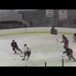 B.J. Richard Highlight Goal: CIAC Playoffs