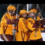 NCAA – Minnesota Advances to Women's Frozen Four With 3 OT Thriller – 3-16-2013