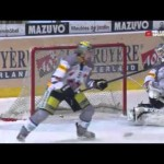 Off Beat – Puck Spits in Two on a Goal! – 3-16-2013