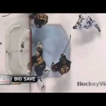 Save – Ryan Miller Instinctive Save vs Toronto – 3-21-2013