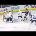Save – Luongo Makes a Crazy Diving Save – 3-30-2013