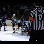 WHL – Kelowna Victoria Highlights + Goalie Dances After Shootout Win!- 3-6-2013