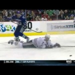 Save – Crawford Stops 2 on 1 Chance – 4-22-2013