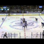 NHL – Stamkos Scores After Slash – 4-24-2013