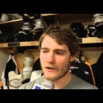 NCAA – Quinnipiac's Connor Jones on the Frozen Four – 4-10-2013