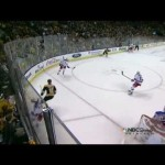 Save – Lundqvist Denies Lucic on Point Blank Shot – 5-25-2013